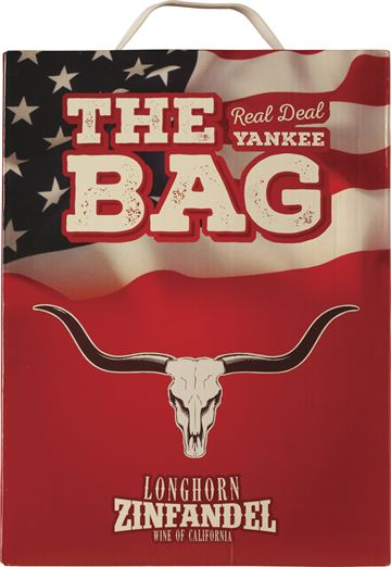 The Real Deal Longhorn Yankee Bag Zinfandel