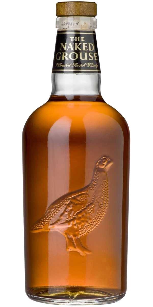 The Naked Grouse Blended Scotch Whisky - Whisky & Spirit