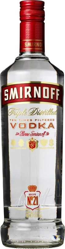 Smirnoff Red Label