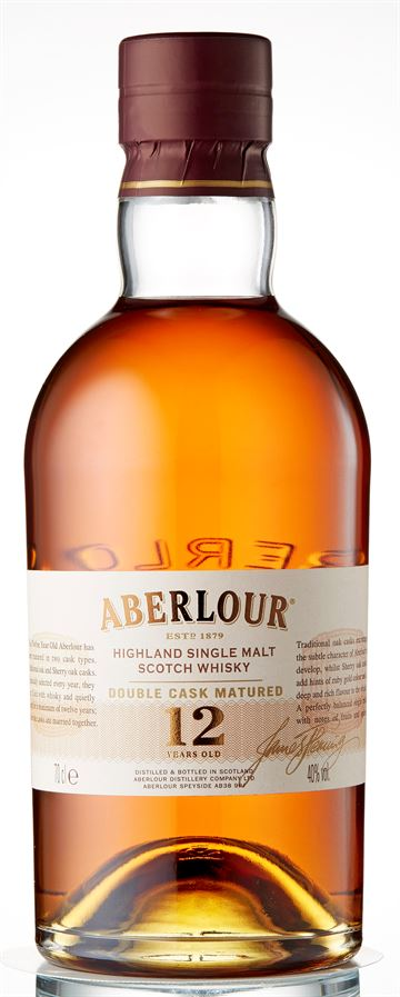 Aberlour Scotch Whisky 12 år