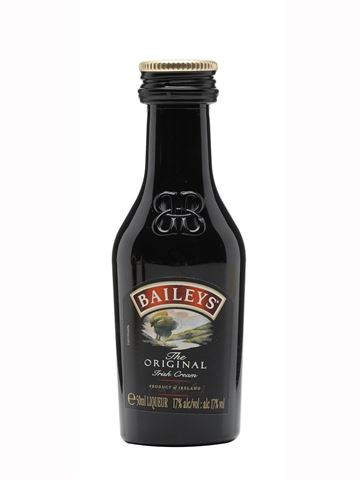 Bailey's Irish Cream Miniature