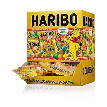 Haribo Goldbears Miniposer