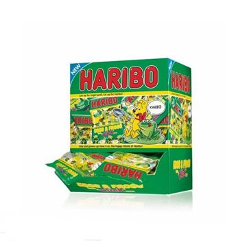 Haribo Eggs & Frogs Miniposer